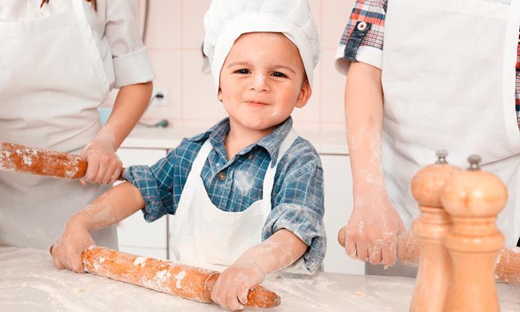 Koken met kinderen: 6 handige tips