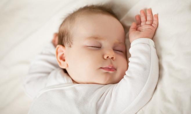 Slaaphouding van je baby