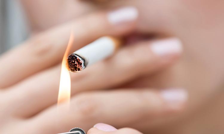 Roken en zwanger worden