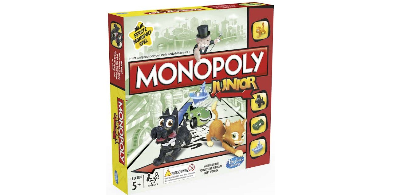 monopolie junior