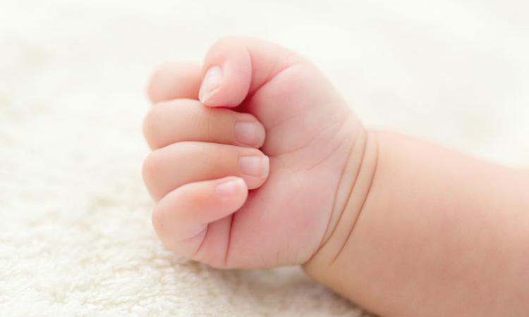 Overstrekken baby
