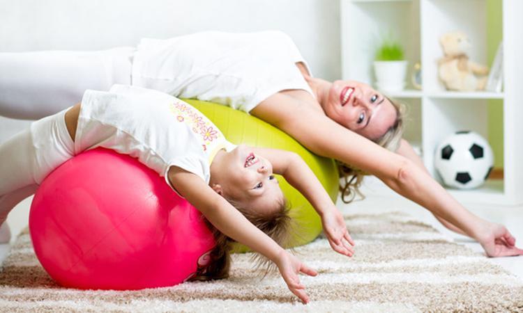 5x samen sporten met je kind