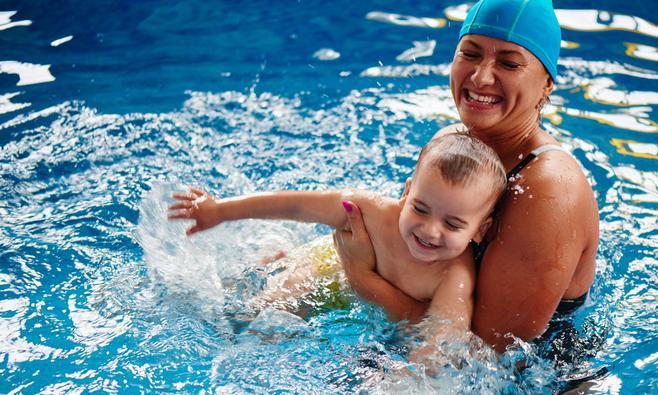Tips bij het leren zwemmen