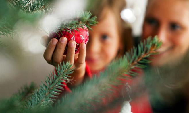 Eva lijdt aan kersthysterie