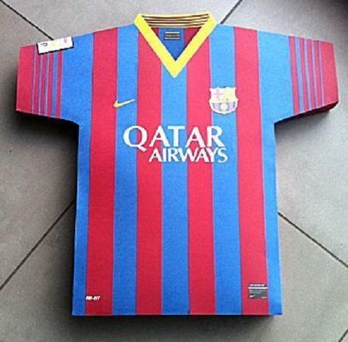voetbal tshirt surprise
