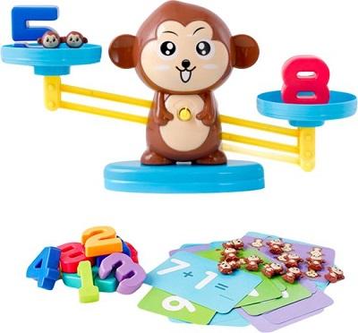 Monkey Balace educatief speelgoed