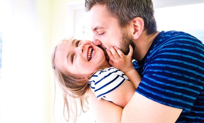 Complimenten geven aan je kind