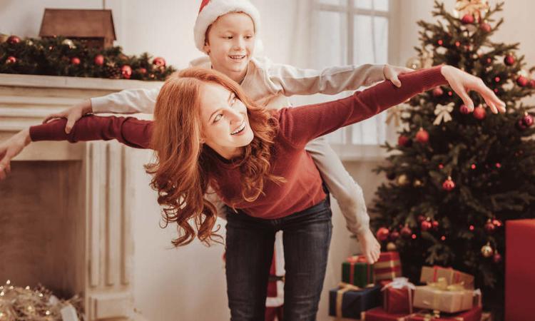 gescheiden ouder kerst