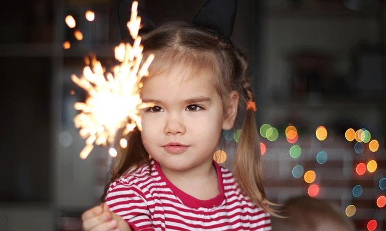 Veilig vuurwerk afsteken met je kind