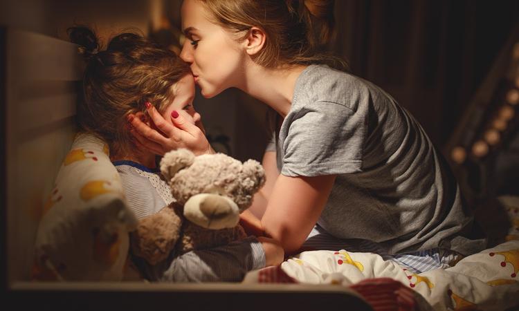 Slaapproblemen bij peuters