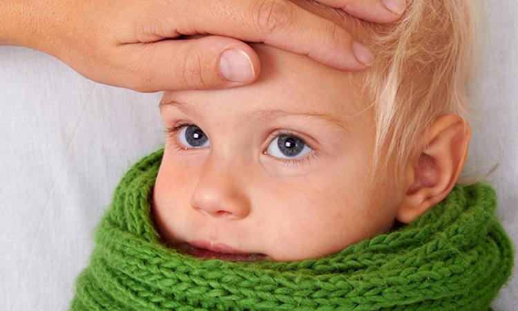 Wanneer mag een ziek kind niet naar de kinderopvang?