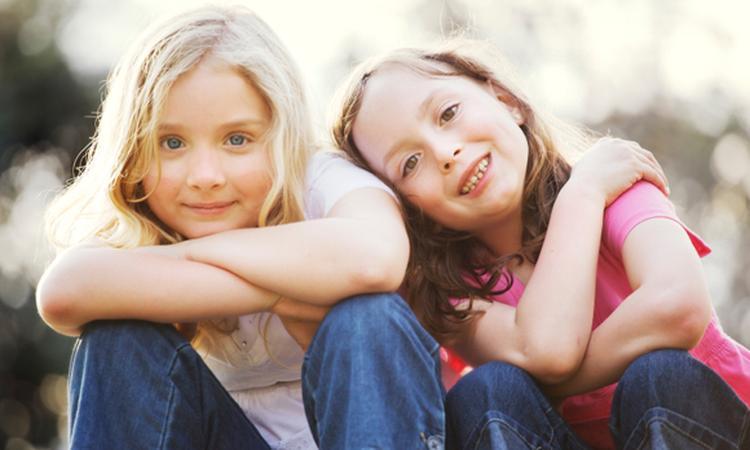 Vriendschap bij kinderen
