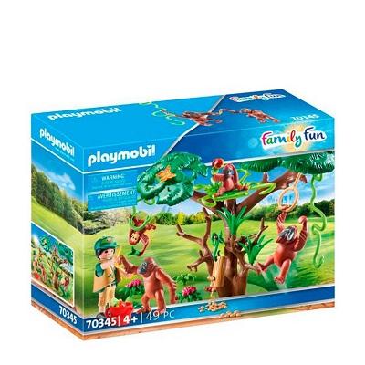 Playmobil family fun orang-oetan in de boom