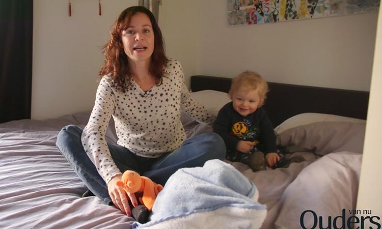 Samen met je kind in een bed slapen: goed of niet
