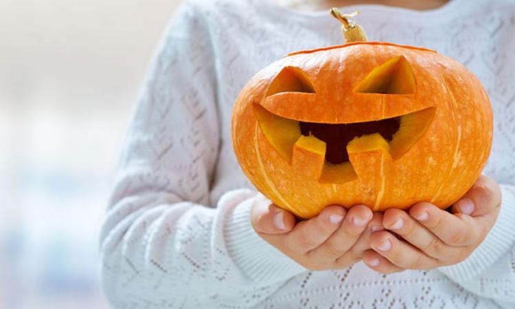 Halloween vieren met je kind