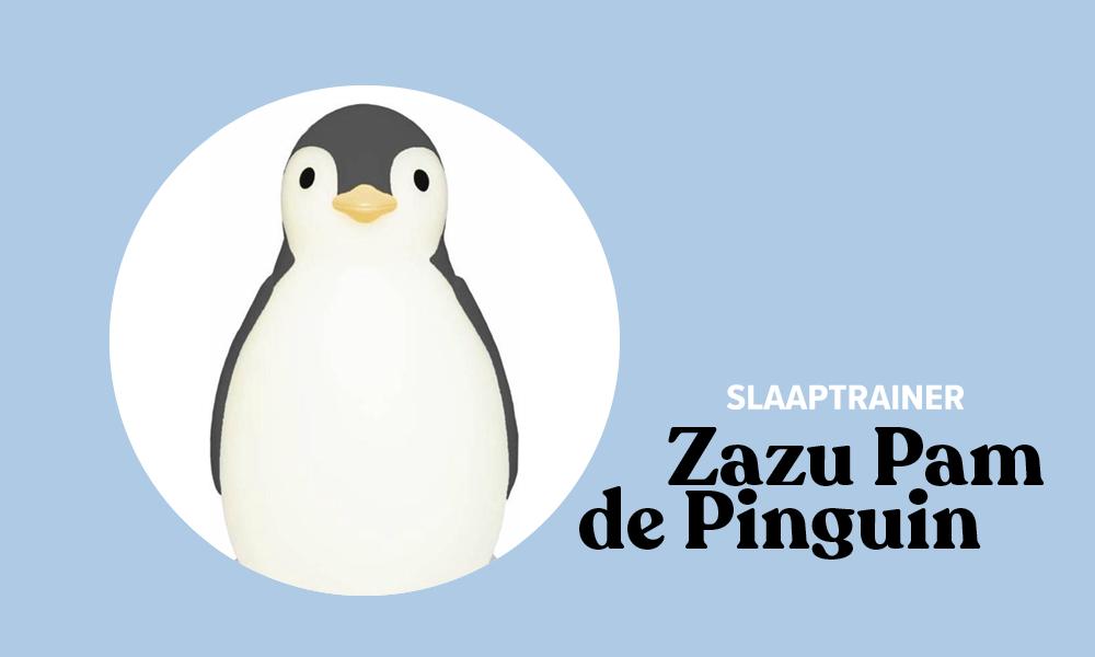 Zazu Pam de Pinguin slaaptrainer Ouders van Nu
