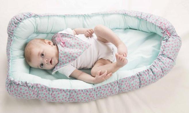 Het babynestje: zo gebruik je het veilig