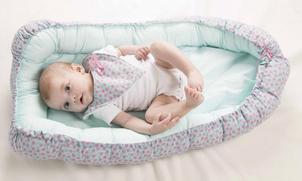 Het babynestje, zo gebruik je het veilig