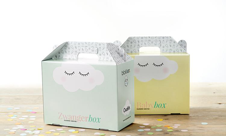 Nog geen Zwangerbox of Babybox ontvangen?