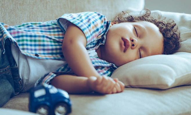 Verboden te slapen overdag