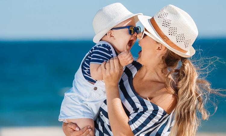 13 geschikte vakantiebestemmingen met baby