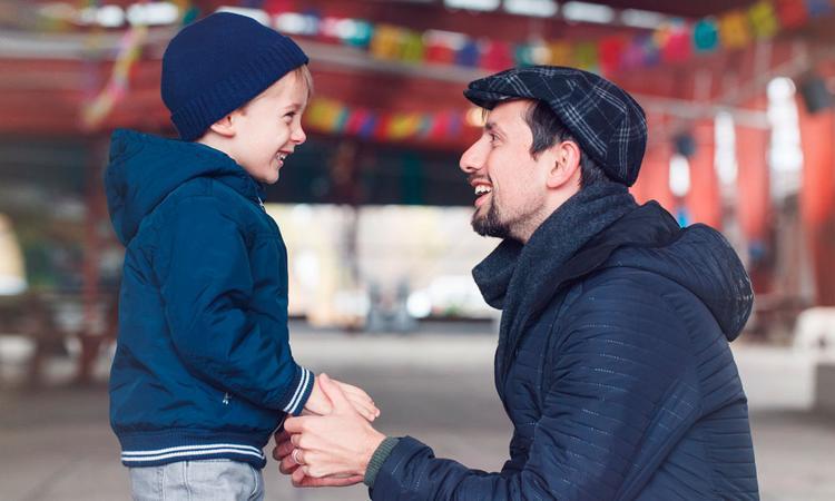 Praten met je peuter: zo voer je een goed gesprek