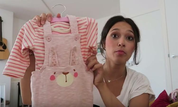 First time mom - Babykleding shoplog