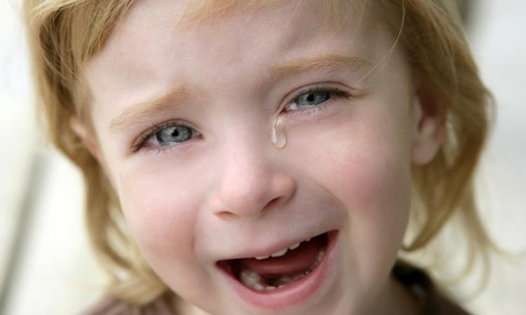Omgaan met een verdrietig kind