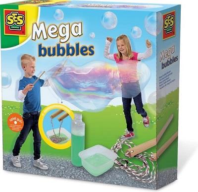 SES bellenblaas mega bubbels