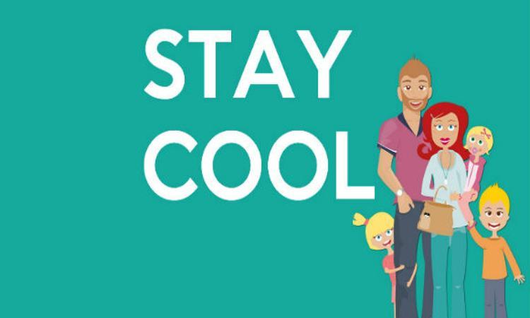 Hoe overleef je warme dagen met kids?