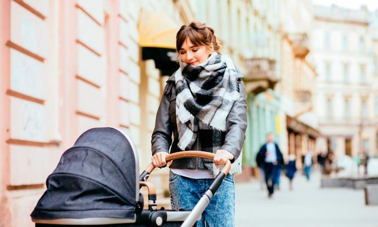 Wandelen met baby