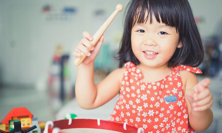 Waarom muziek maken op het kinderdagverblijf zo belangrijk is