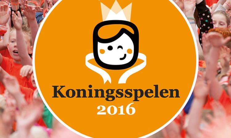 Ruim 1 miljoen kinderen doen mee aan Koningsspelen