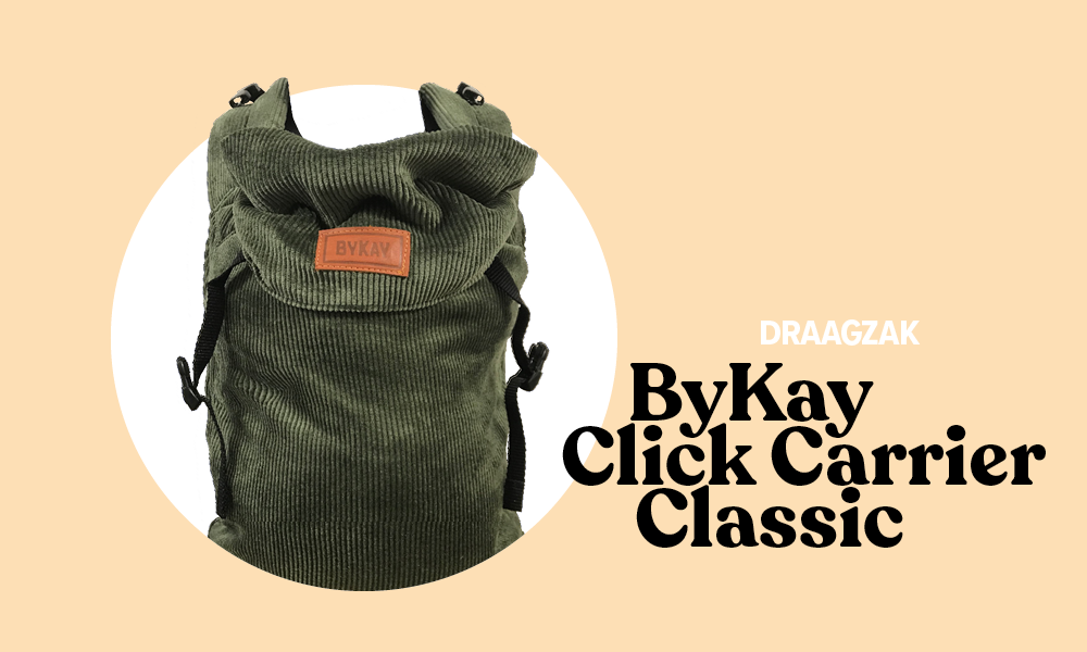 ByKay Click Carrier Classic review Ouders van Nu