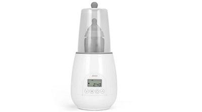 Digitale flessenwarmer