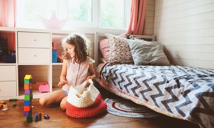 Je kind zijn kamer leren opruimen