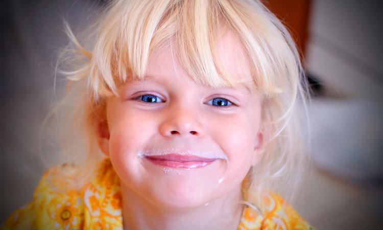 Is melk gezond voor je kind?