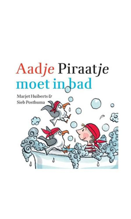 Aadje Piraatje moet in bad