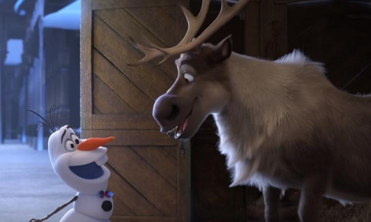 Yes! Daar is-ie dan: de trailer van Olaf's Frozen Adventure