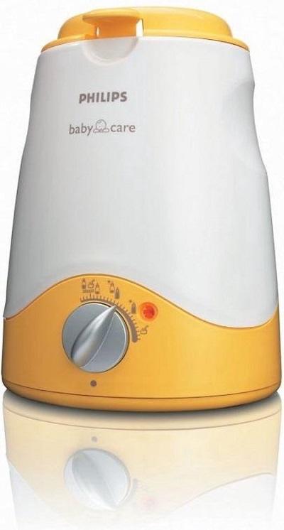 Ultrasnelle flessenwarmer