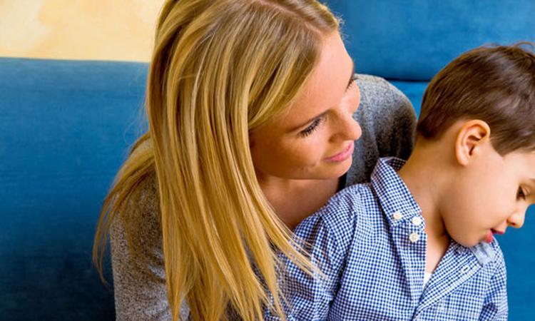 Veilige ouder-kindrelatie voorkomt tienerangst
