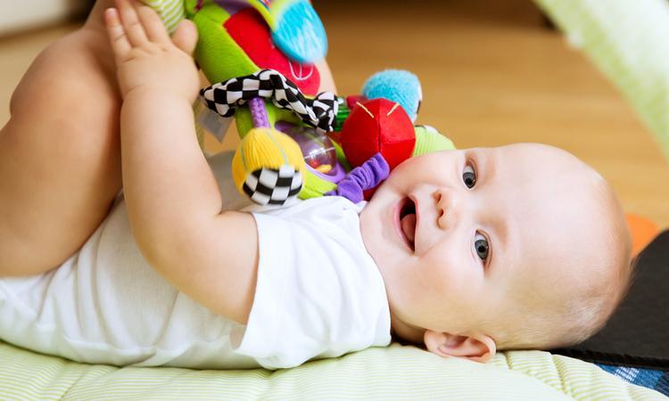 samen Spelen met je baby