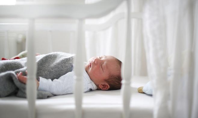 Slaapschema baby per maand