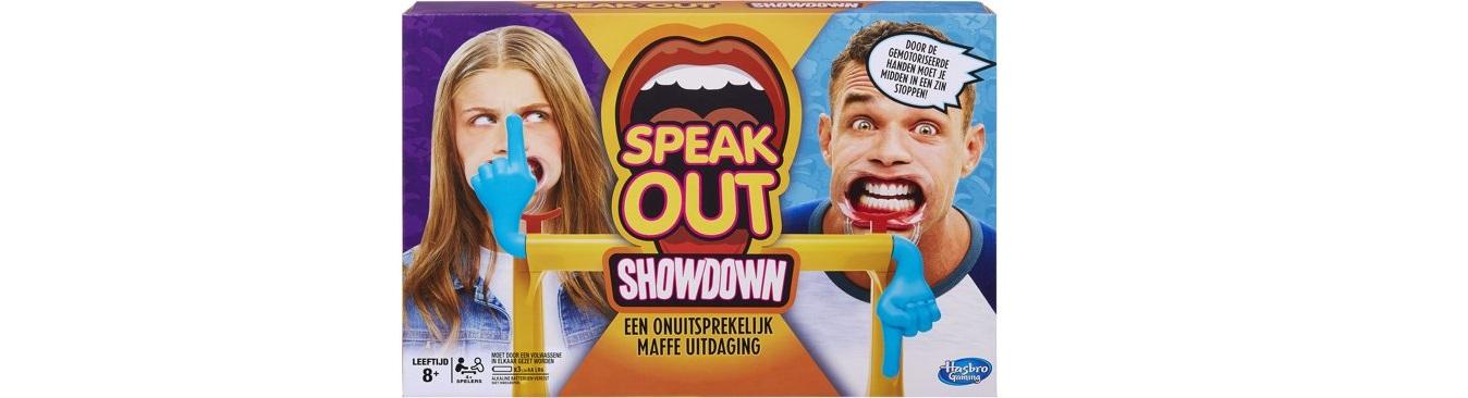 speak out shutdown