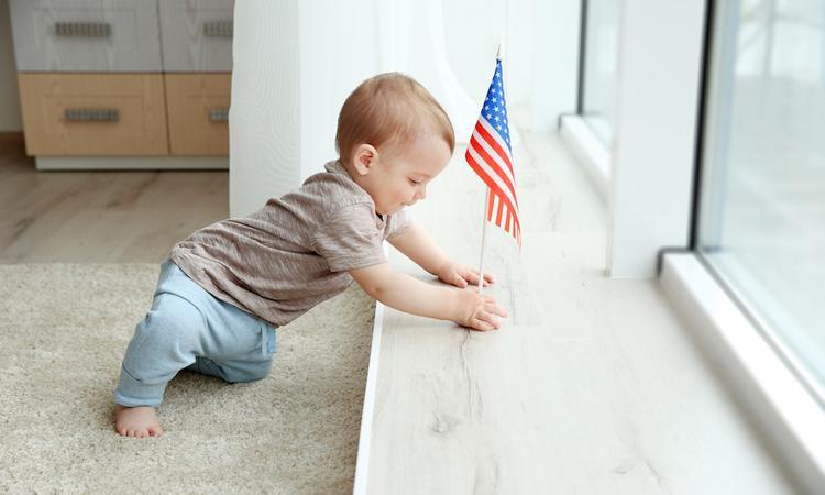 Ter inspiratie: Amerikaanse babynamen uit de jaren '80 die verrassend leuk zijn