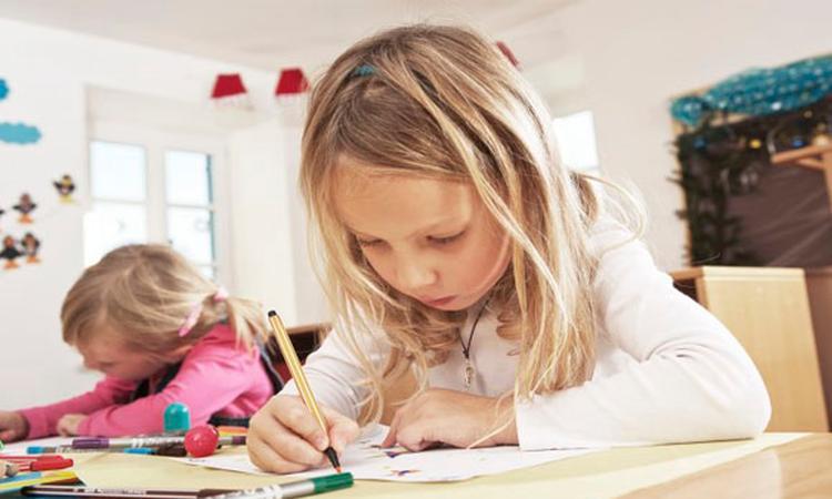 Leren schrijven hoeft niet meer