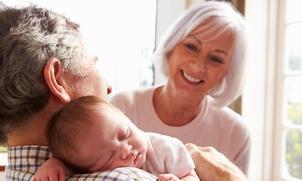 Wat voor type opa of oma zijn jouw ouders? Het staat in de sterren