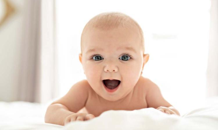 baby zindelijk 2 weken