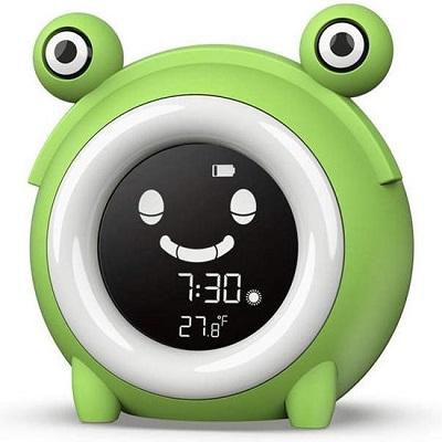 J.E froggy slaapwekker