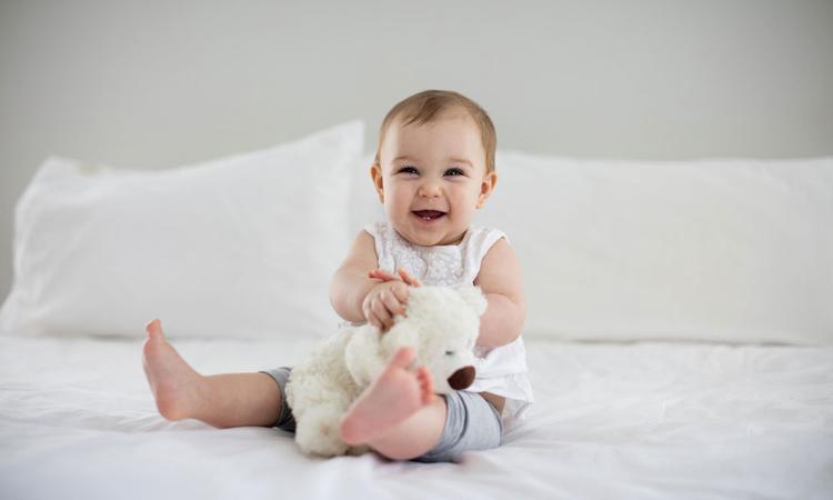 Baby 24 weken oud | Groeikalender